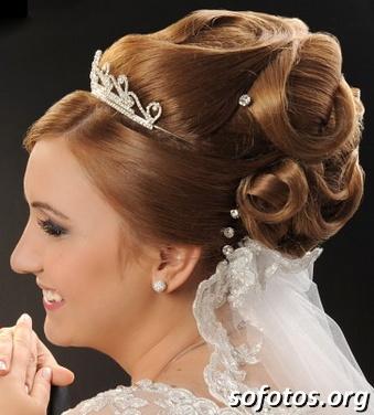 Penteados para noiva 027