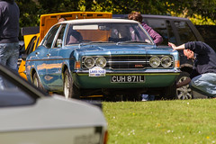 Ford Cortina MK3 (kevaruka) Tags: cumbria fordmustang rs2000 lotuscortina fordescort fordcortina carrally rsmexico fordcortinamk3 fordrs cortinamk1 heaveshotel worksteam lakestour2013