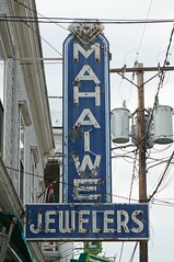 Mahaiwe Jewelers sign, North Canaan, Connecticut (jenniferrt66) Tags: sign neon connecticut sony jeweler northcanaan nex6 mahaiwesonynex6connecticutnorthcanaanneonsignjewelermahaiwe