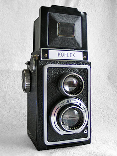 Zeiss Ikon Ikoflex I (850-16) 1939 INTERPHOTO