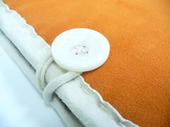 flor ipad case (sneezerville) Tags: orange stencils shop cream case gift jersey reverse applique stitched stenciling ipadcase