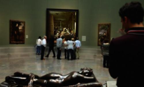 """Meninas, iconósfera de Diego Velazquez (1656), estudio de Francisco de Goya y Lucientes (1778), paráfrasis y versiones Pablo Picasso (1957). • <a style=""""font-size:0.8em;"""" href=""""http://www.flickr.com/photos/30735181@N00/8747975340/"""" target=""""_blank"""">View on Flickr</a>"""