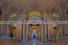 Astor Hall (Susan Candelario) Tags: newyorkcity usa newyork building architecture bronze america us arch unitedstates architecturaldetail manhattan library libraries unitedstatesofamerica nypl structures arches architectural research northamerica corinthian empirestate librarians marble development rd candelabra corinthiancolumn corinthiancolumns beauxarts sdc governmentbuilding architecturaldetails arched nationalhistoriclandmark researchdevelopment researchanddevelopment astorhall candelabras thenewyorkpubliclibrary mainbranch bronzedoors librairian townshipbuilding stephenaschwarzmanbuilding thenewyorklibrary