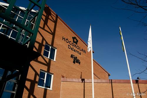 Högskolan Dalarna by Jan Kjellin, on Flickr