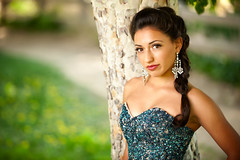 Senior Prom Session (Alex Sotelo) Tags: park bridge trees sun sunlight nature girl beautiful grass sunshine outdoors spring nikon pretty day dress formal naturallight desire teen desi nikkor tux seniorprom 70200mm sekonic d700 terryhernandez alexsotelo omelveneypark