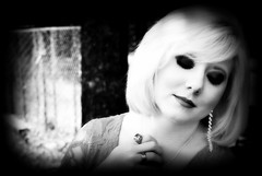 Jenny Jo (Michael Mueller Photography) Tags: portrait people bw woman sexy love girl beauty fun photography photo model day outdoor blond blonde lyrical