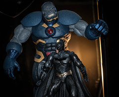 Suddenly... (misterperturbed) Tags: batman dccomics darkknight darkseid new52 dccollectibles playartskai darkknightrises darkknighttrilogy new52darkseid