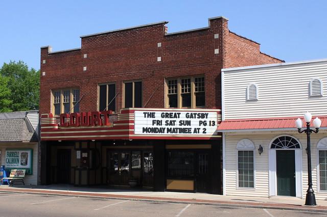 Court Theater - Huntingdon, TN