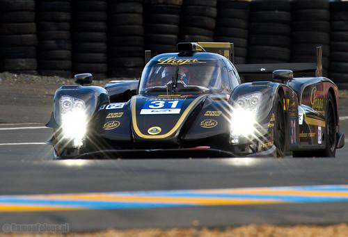 #31 Lotus T128 Praga
