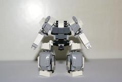Maritimus exosuit (lordd3struct0r) Tags: gun lego space scifi mecha mech gatling hardsuit warmech