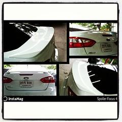 #Spoiler #ford #focus #sedan #สปอยเลอร์ #ฟอร์ด #โฟกัส 4ประตู #accessory #aeropart #bodypart #ของแต่งรถ #แต่งรถ #ประดับยนต์ #ชุดแต่ง #car #automobile #racing #สนใจติดต่อ #contact #0880083309