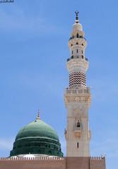 Mαdinαh ❤ (gLySuNfLoWeR) Tags: muslim islam prophet muhammad madinah medine pbuh peygamber ravza