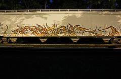 KATER (The Braindead) Tags: art minnesota train bench photography graffiti painted tracks minneapolis rail explore beyond the