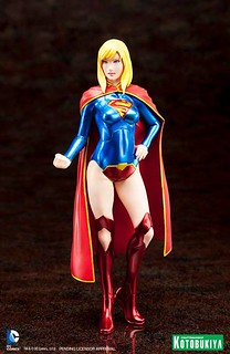 壽屋 DC Comics New 52 ARTFX+ Supergirl