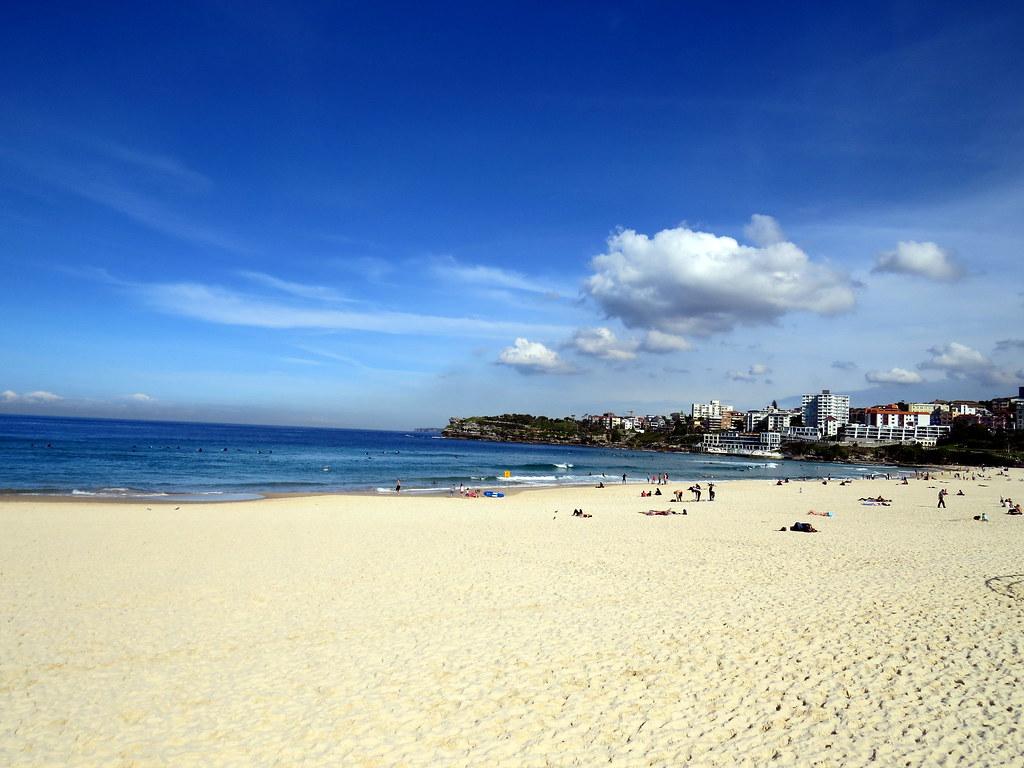 Bondi Beach - Sydney, Australia by David Berkowitz, on Flickr