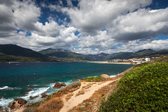 IMG_0466 (Robi Fav) Tags: nuvole day mare cloudy corsica natura cielo spiaggia vacanze onde sabbia propriano