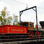 The Leviathan on the turntable thumbnail