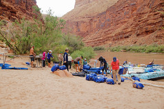 Rafting the Grand Canyon (JRR) Tags: camping water boat grandcanyon rafting coloradoriver wildernessriveradventures