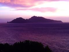 Tramonto in viola (cipaudi) Tags: sunset sea capri tramonto mare