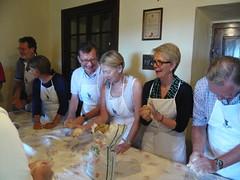A Tuscan Harvest 22nd-29th September 2013 (Hedonistic Hiking) Tags: school vacation italy cooking hiking visit tuscany chianti dining siena radda renzo cookery tuscan marinai bichi borghesi scorgiano