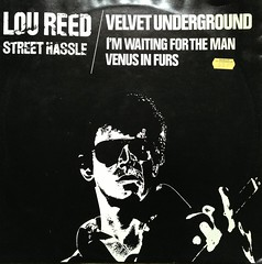 "Lou Reed - Street Hassle, 12"" / 45 rpm Vinyl Single Record. (firehouse.ie) Tags: music records rock inch track song label vinyl tracks 45 cover single record wax 12 disc sleeve songs recording singles discs rpm 45rpm"