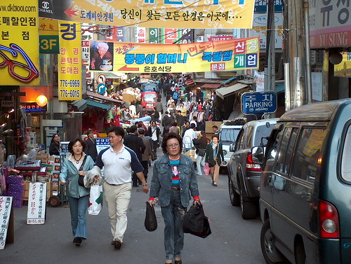 South Korea - Seoul - Streetlife - 2