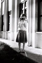 000033 (ikbals) Tags: portrait blackandwhite kids canon kid oldfashion littlegirl analogue oldfashioned filmphotography lightandshade analoguecamera outdoorlight outdoorportrait girlwithcamera ilfordpan analoguelove