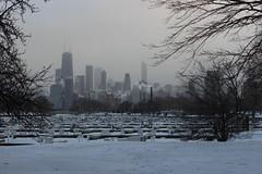 Chicago during Polar Vortex (akasped) Tags: chicago vortex polar