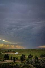 Upcoming (Chains of Pace) Tags: storm oklahoma clouds landscape view prairie