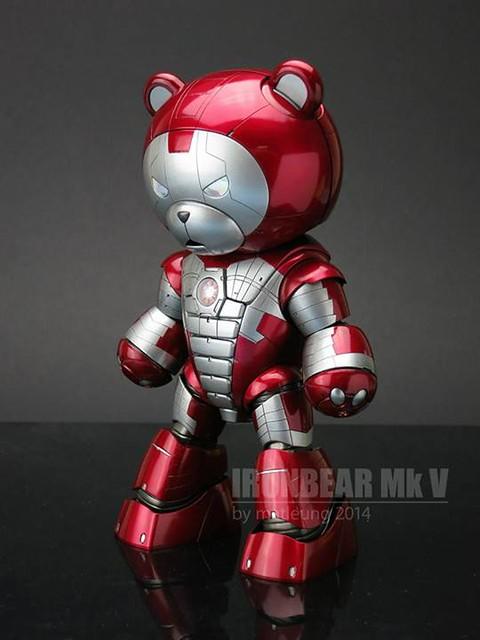 鋼鐵熊 - Ironbear Mark V