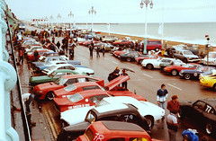 Brighton Speed Trials 1983 (Chimera Dave) Tags: ford car capri brighton rover ferrari mg 1983 morris minor sunbeam astonmartin speedtrial