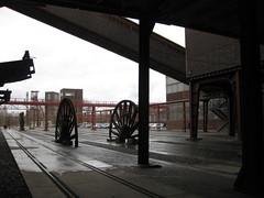 Zollverein, Germany, March 2010