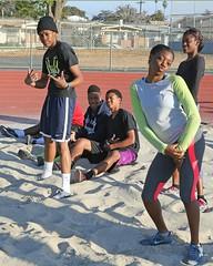 D_98001A (RobHelfman) Tags: sports losangeles track highschool practice crenshaw