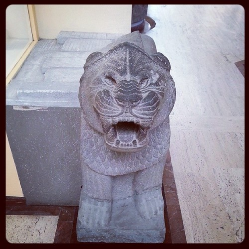 Gatinho!#sculpture #escultura #Istambul #Istanbul #Turkey #Turquia #Constantinople #Constantinopla #lion #leão