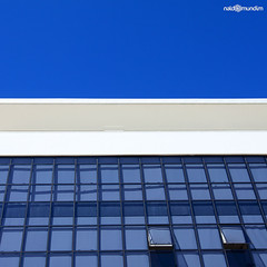 Centro Cultural - Oscar Niemeyer (naldomundim) Tags: niemeyer arquitetura architecture canon concrete oscar arch centro wide 5d minimalism 16mm minimalismo ultra cultural eng reto naldo anglo goiania goias arq mark2 engenharia mundim naldomundim