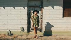 spring VIII (ehmotion) Tags: arizona portrait blackandwhite green film fashion landscape photoshoot sunflowers photooftheday 16x9 foreverxxi vsco vscofilm instagramaz