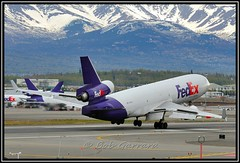 N591FE FedEx - Federal Express (Bob Garrard) Tags: express douglas fedex anc federal md11 mcdonnell panc n591fe