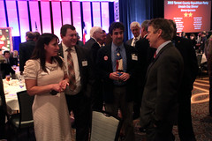Rand Paul & Robert Paul with supporters (Gage Skidmore) Tags: county party robert dinner paul day texas fort senator kentucky lincoln worth republican rand tarrant