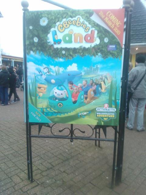 Octonauts Rollercoaster Adventure Advert