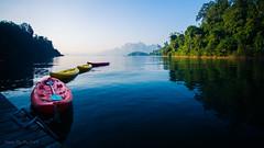 Ratchaprabha (Kheuan Ratchaprabha or Kheuan Chiaw Lan) dam (pock49) Tags: lake thailand dam ban thani khun khaosok surat suratthani larn cheow bantakhun ratchaprabha rajjaprapha