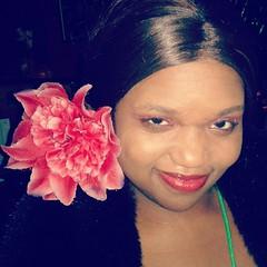#selfie (livemusiclife25) Tags: red music me beautiful beauty drive contest believe passion karaoke perform inspire redflower mamacita entertain senorita selfie jazxy