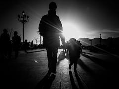 ::.: (kalekumeak) Tags: ionmarkel booze euskalherria basquecountry gipuzkoa donostia jende people kale street zuribeltz bw blackwhite iphone5 iphoneography kalekumeak streetphotography apple iphonekeriak itzal shadow