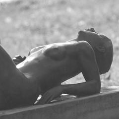 Nude in Public. (fhoberg.de) Tags: fujixpro1