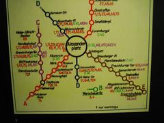 Duitsland  -  Berlijn  -  De Muur  -  Alexanderplatz (Sjim Geugjes) Tags: duitsland berlijn de muur alexanderplatz