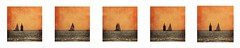 Srie du 27 09 15 : Hennebont, clap de fin (basse def) Tags: sunset sea lighthouse france grave boat bretagne phares