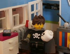 Gothic II 5 (jgg3210) Tags: new 3 television closet skull dawn costume alley comic apartment lego gothic before part ii comicbook superhero radiator ascent loh minifigure moc darkest leagueofheroes brickton