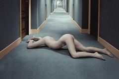 Gente rica (ngela Burn) Tags: nude star hotel hall legs body 5 pastel surreal creepy estrellas oviedo expensive shining pasillo reconquista resplandor