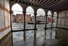 A View from Ca' d'Oro in Venice (ogawa san) Tags: venice italy art museum boat canal venezia  cadoro   galleriafranchetti