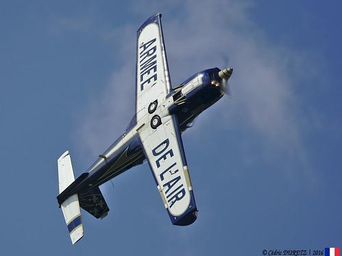 Socata TB 30 Epsilon / Armée de l'Air - Cartouche Doré / F-SEXP
