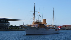 The Royal Yacht Dannebrog (Bjrn Steiner) Tags: house copenhagen opera yacht royal the dannebrog